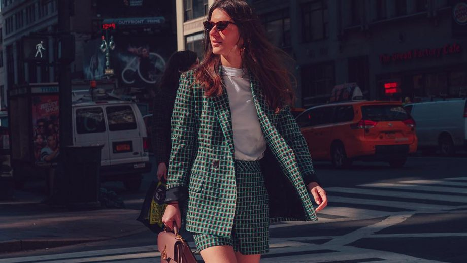 This micro trend will solve all your summer workwear problems