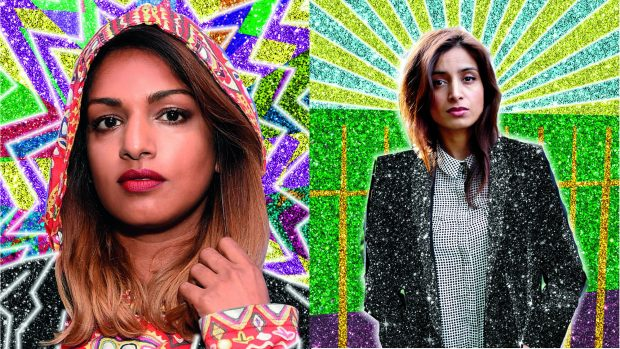 Has it all been worth it' Deeyah Khan talks to musician M.I.A about family, roots and resilience