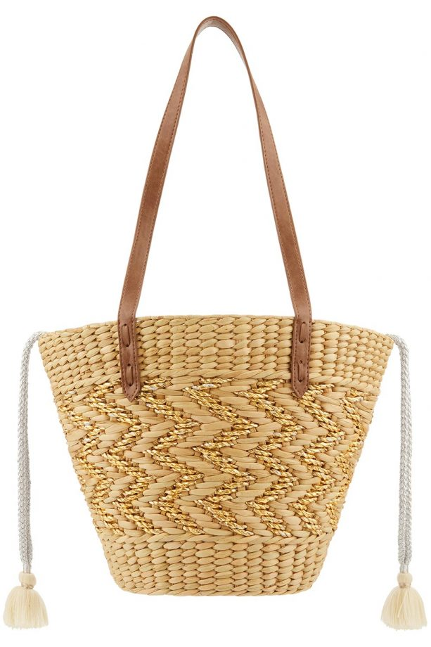 Best Designer And High Street Basket Bags To Now