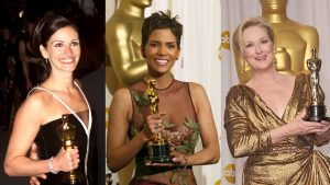 Best Actress Winners