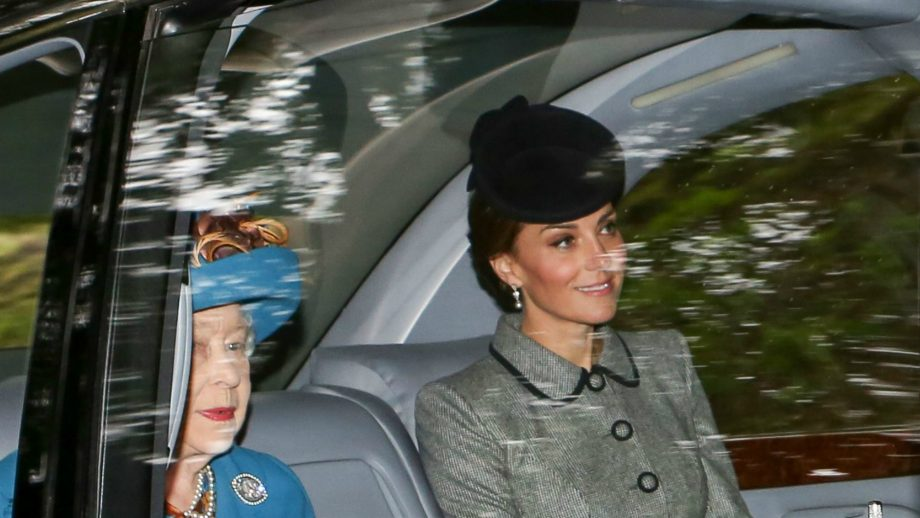 This is the one thing that Kate Middleton always carries in her car