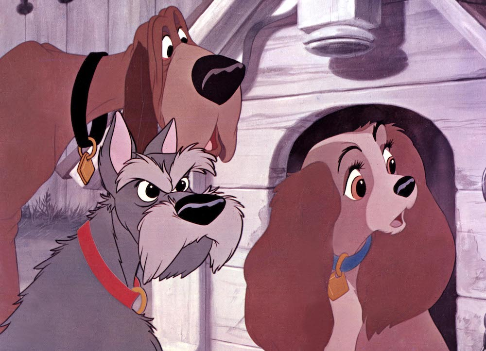 Disney Is Doing A Gender Bending Lady And The Tramp Remake
