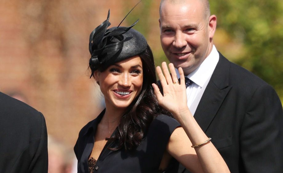 An Old Meghan Markle The Tig Blog Post Basically Told The ...