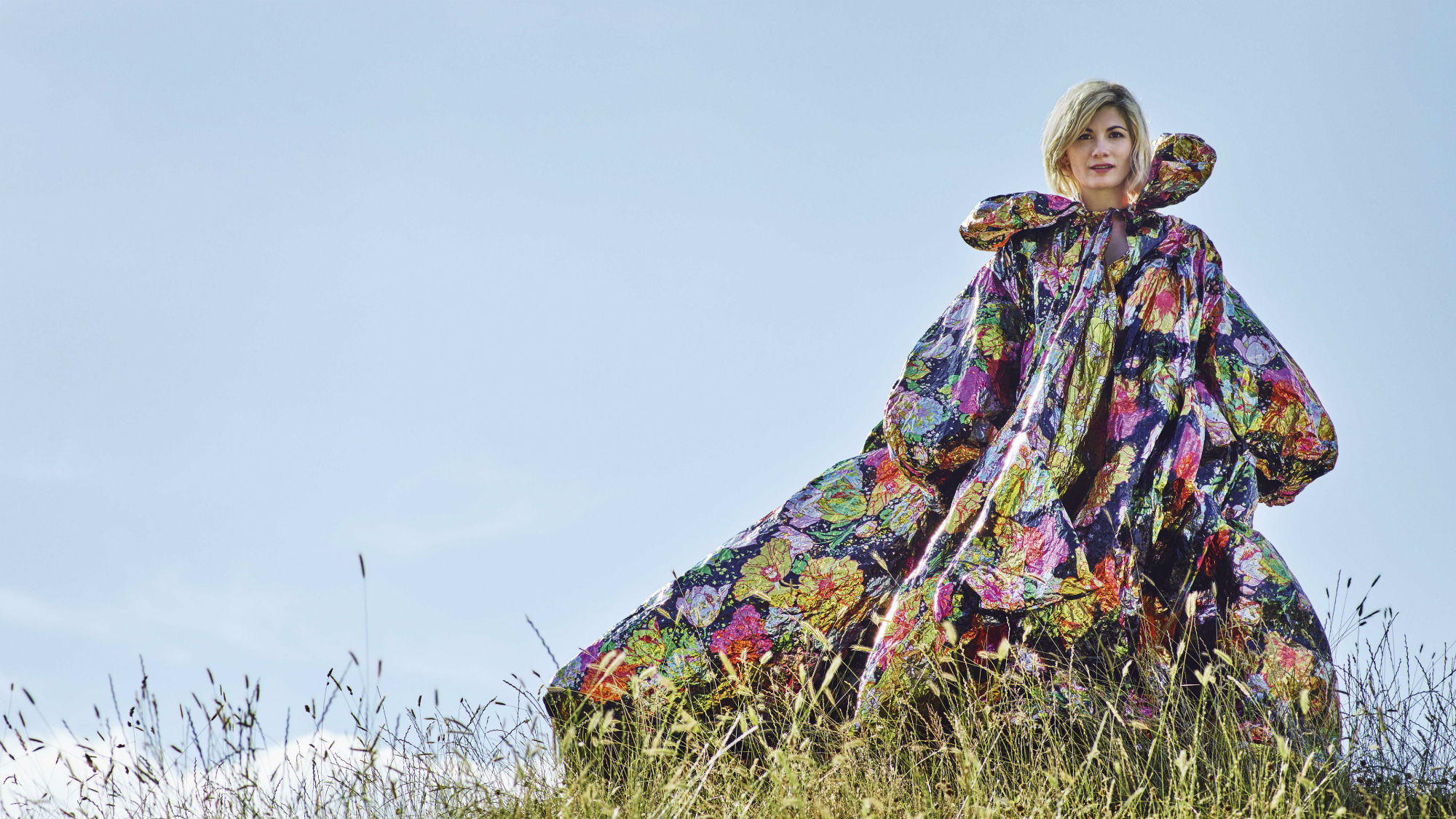 Jodie Whittaker Talks Doctor Who And Doing Things Her Way