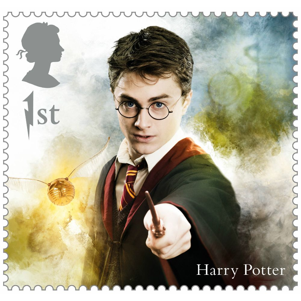 limited edition harry potter stamps are coming so break out your quills