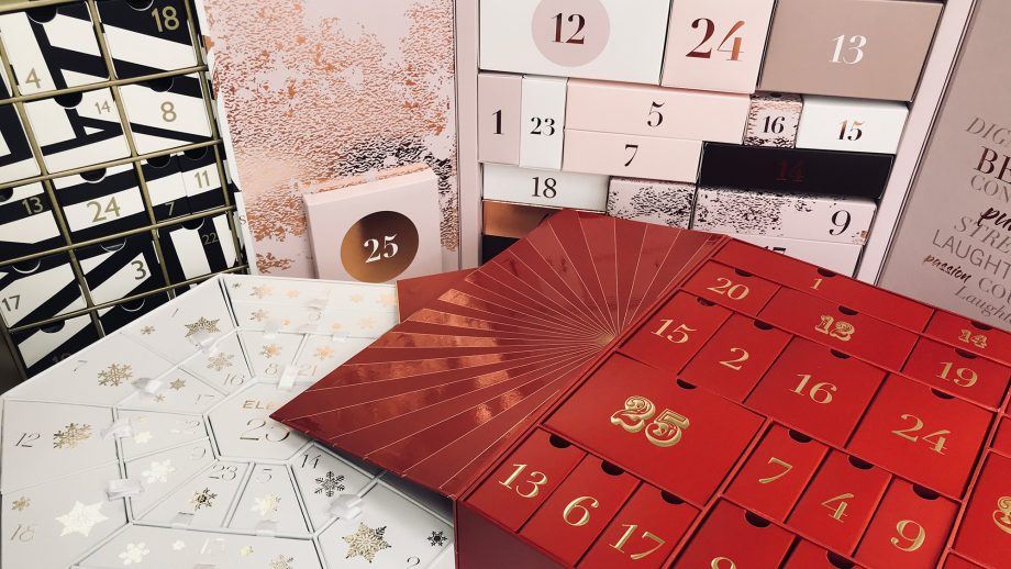 Here's a first look at the (divine) 2019 beauty advent calendars