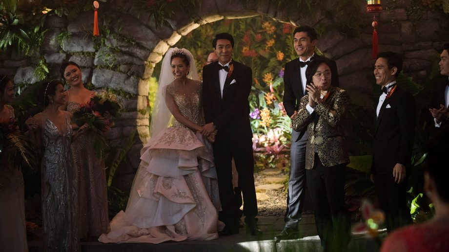 You Won't Believe How Long The Crazy Rich Asians Wedding
