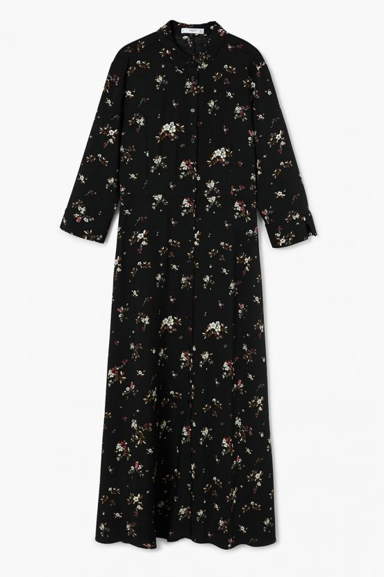 4c7ced31d Shop now: Fitted shirt dress for &pound34.99 from H&M