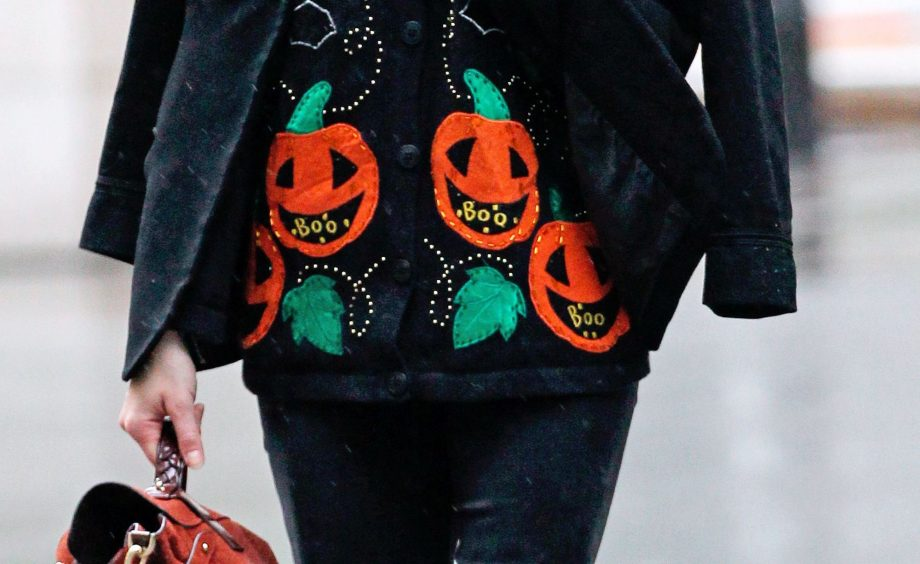 ab0b5cd631 Ugly Halloween Jumpers For The Low Maintenance Holiday Lover