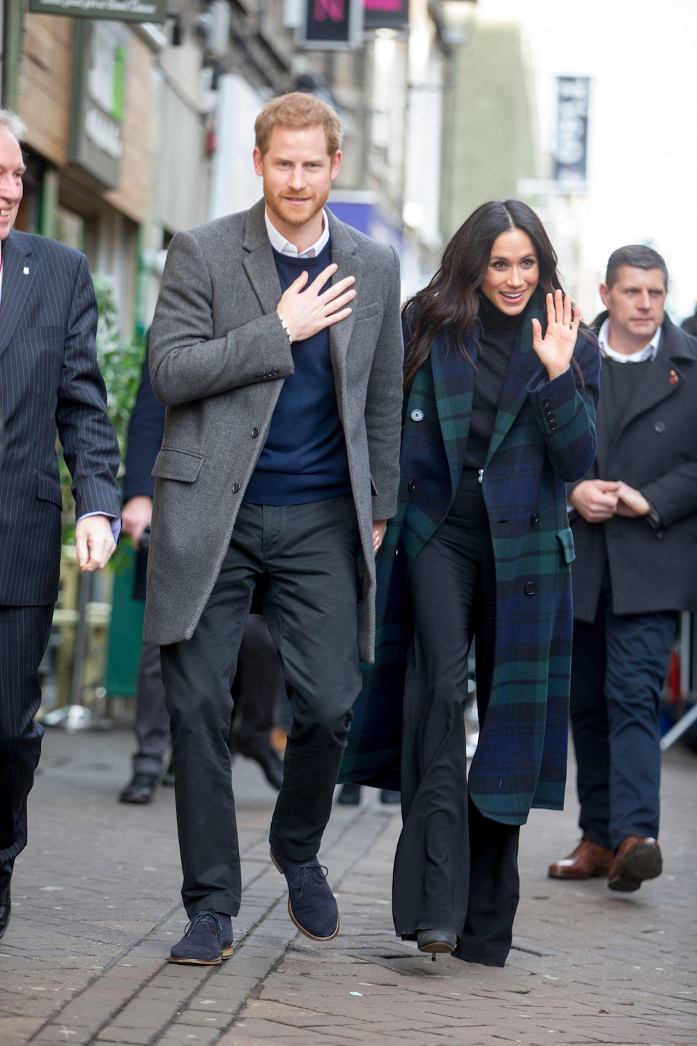 tesco meghan markle coat