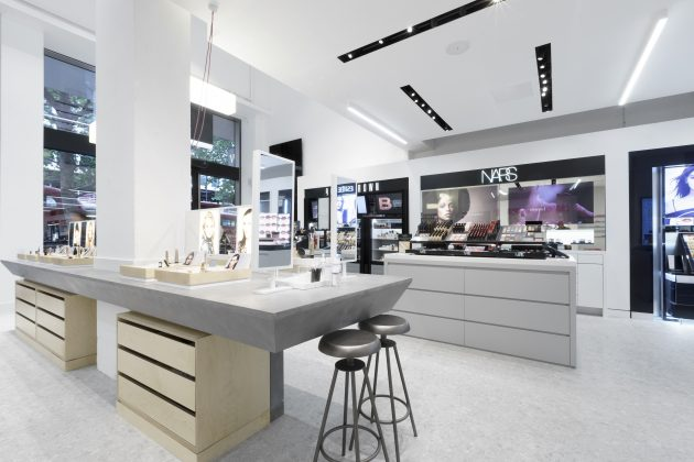 fabled by marie claire beauty shopping evening