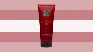 free rituals hand balm with December Marie Claire