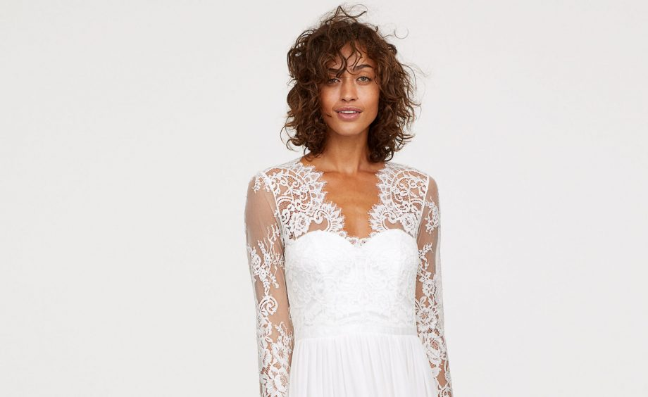 9792915498ef The New H&M Wedding Dress Collection Is Absolutely Dreamy
