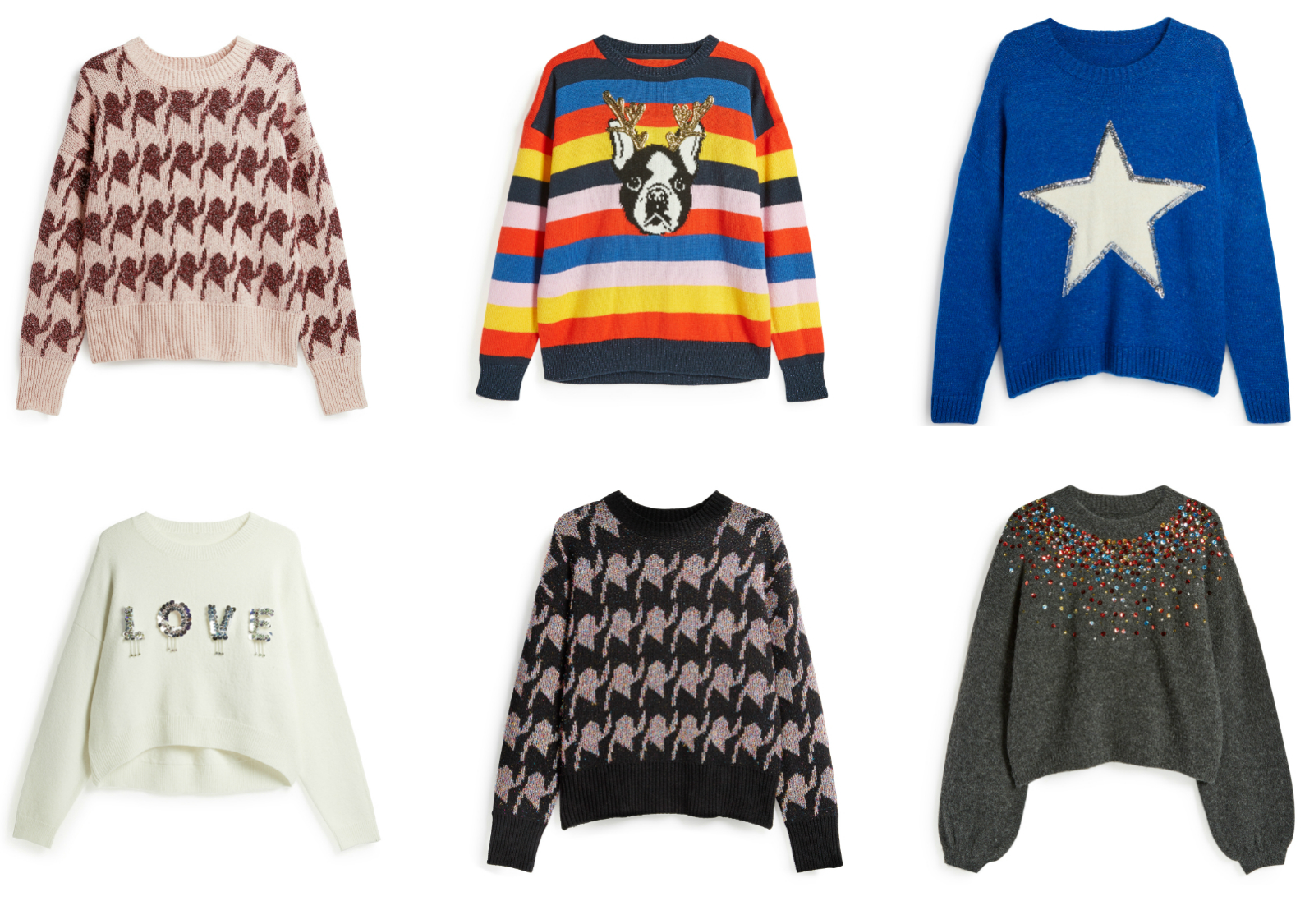 primark christmas knits