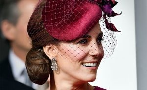 kate middleton reaction