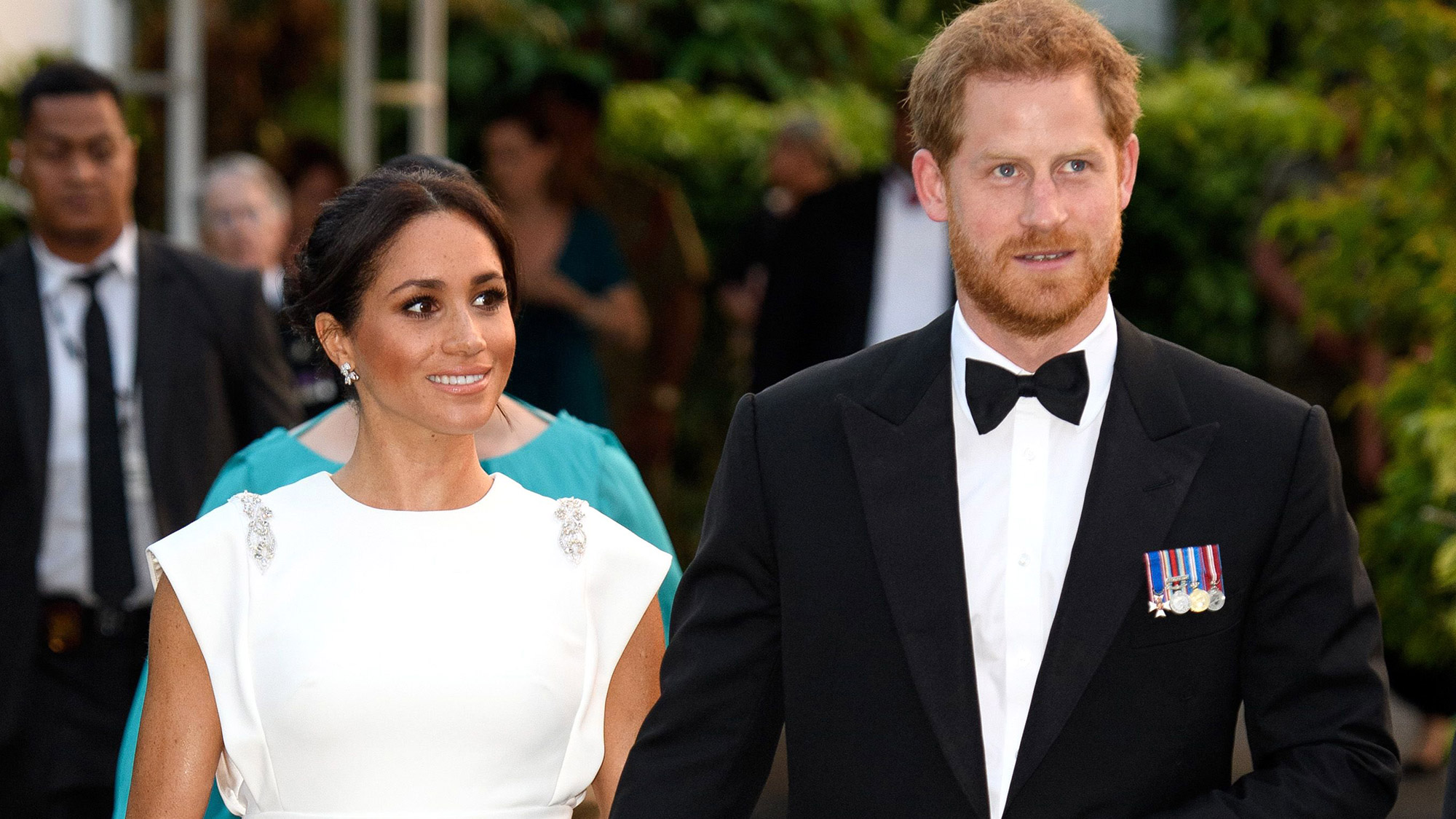 This is the one person Harry and Meghan will rely on through the birth of their child