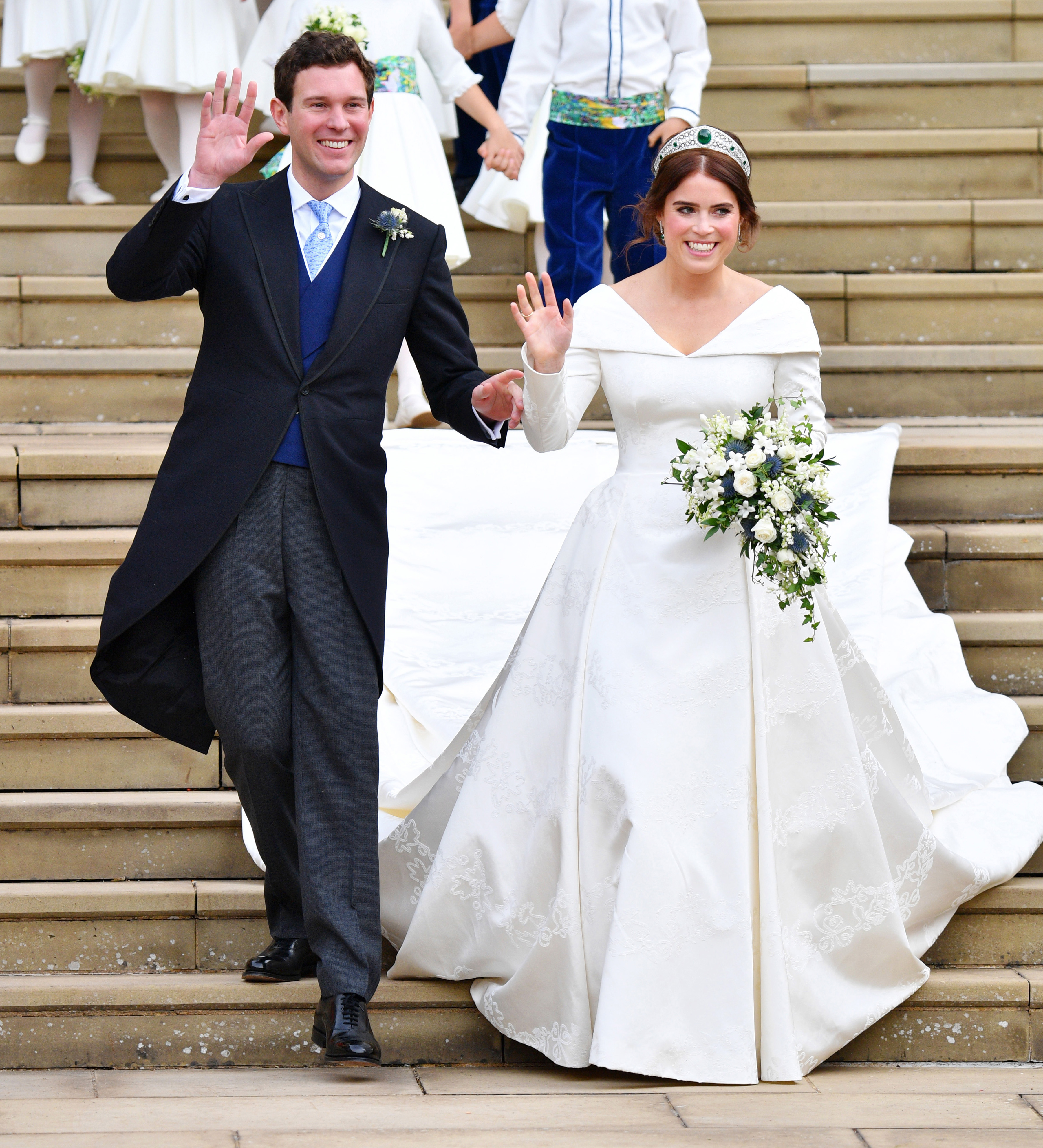 Wedding Gowns St Louis: Sarah Ferguson Had The Best Response To Being Asked If She