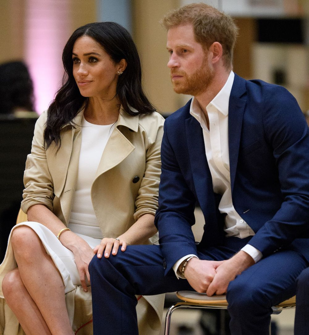 meghan markle prince harry cutest moments