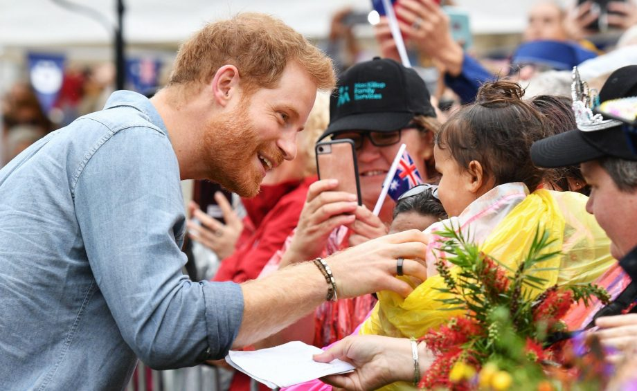 prince harry black ring