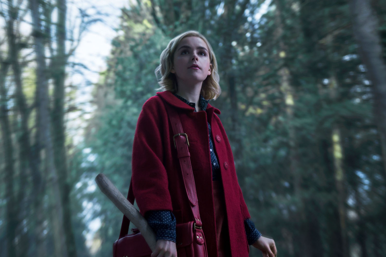 Somebody tell Sabrina to blow out her candles, and other terrifying Chilling Adventures of Sabrina moments