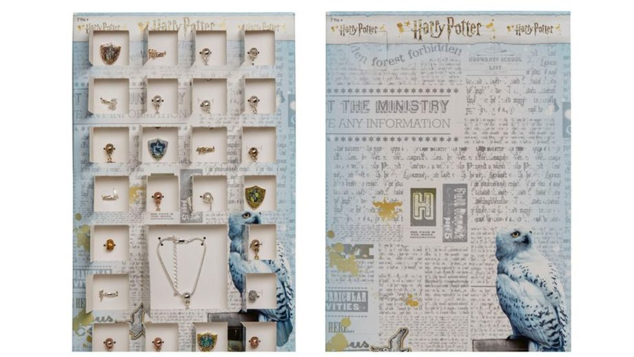 Harry Potter Advent Calendar.Asda S Harry Potter Advent Calendar Is Here And It S Packed With Magic
