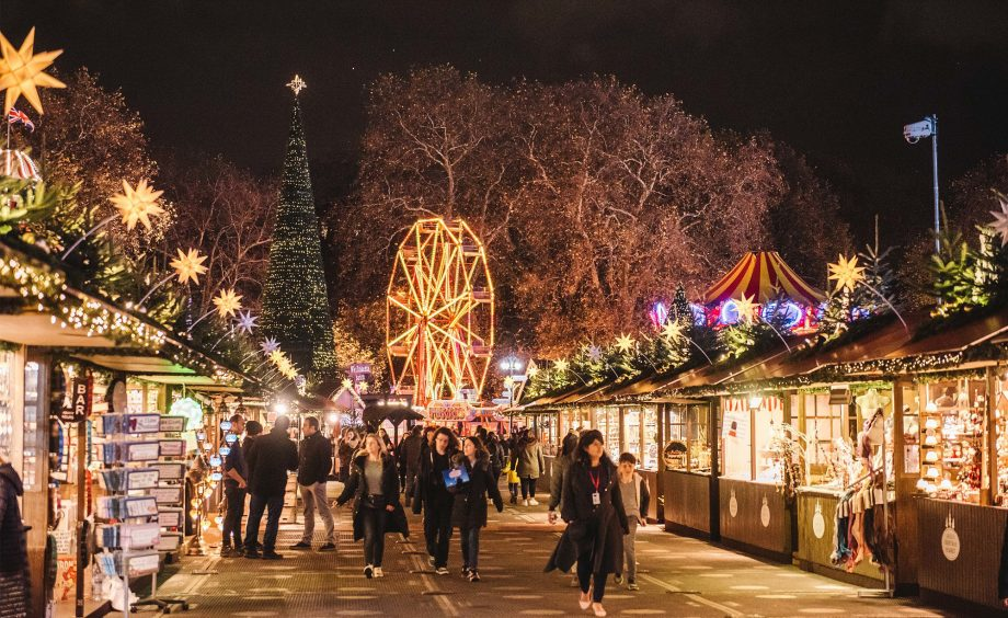 Christmas In London.Christmas Events In London That Ll See You Through The