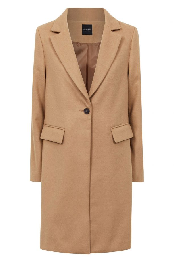 67ecc419 The Best Camel Coats On The High Street Right Now