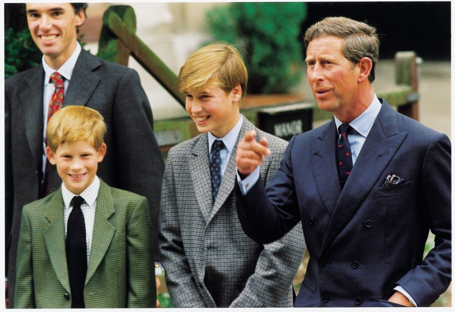 prince harry prince william prince charles
