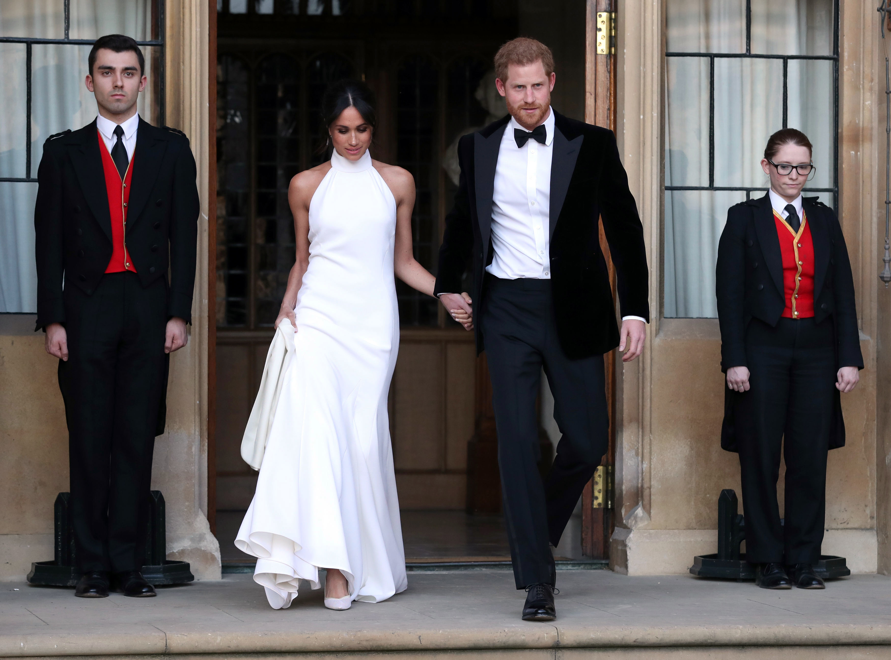 meghan markle sustainable fashion brands