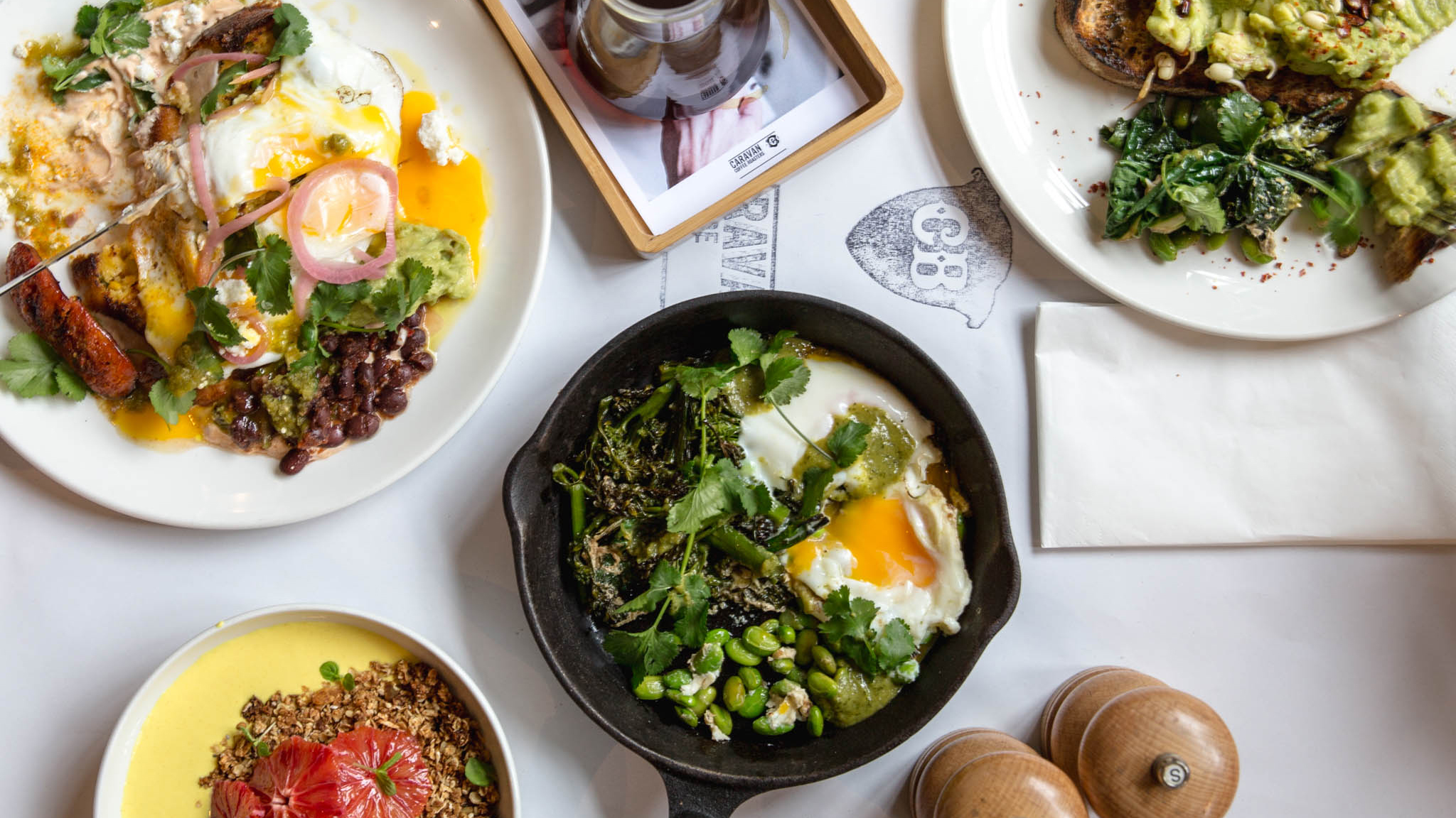 Seriously Cool Places To Have Breakfast