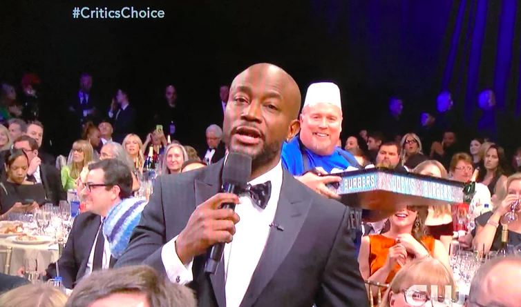 This Man From The Critics Choice Awards Is The New Fiji