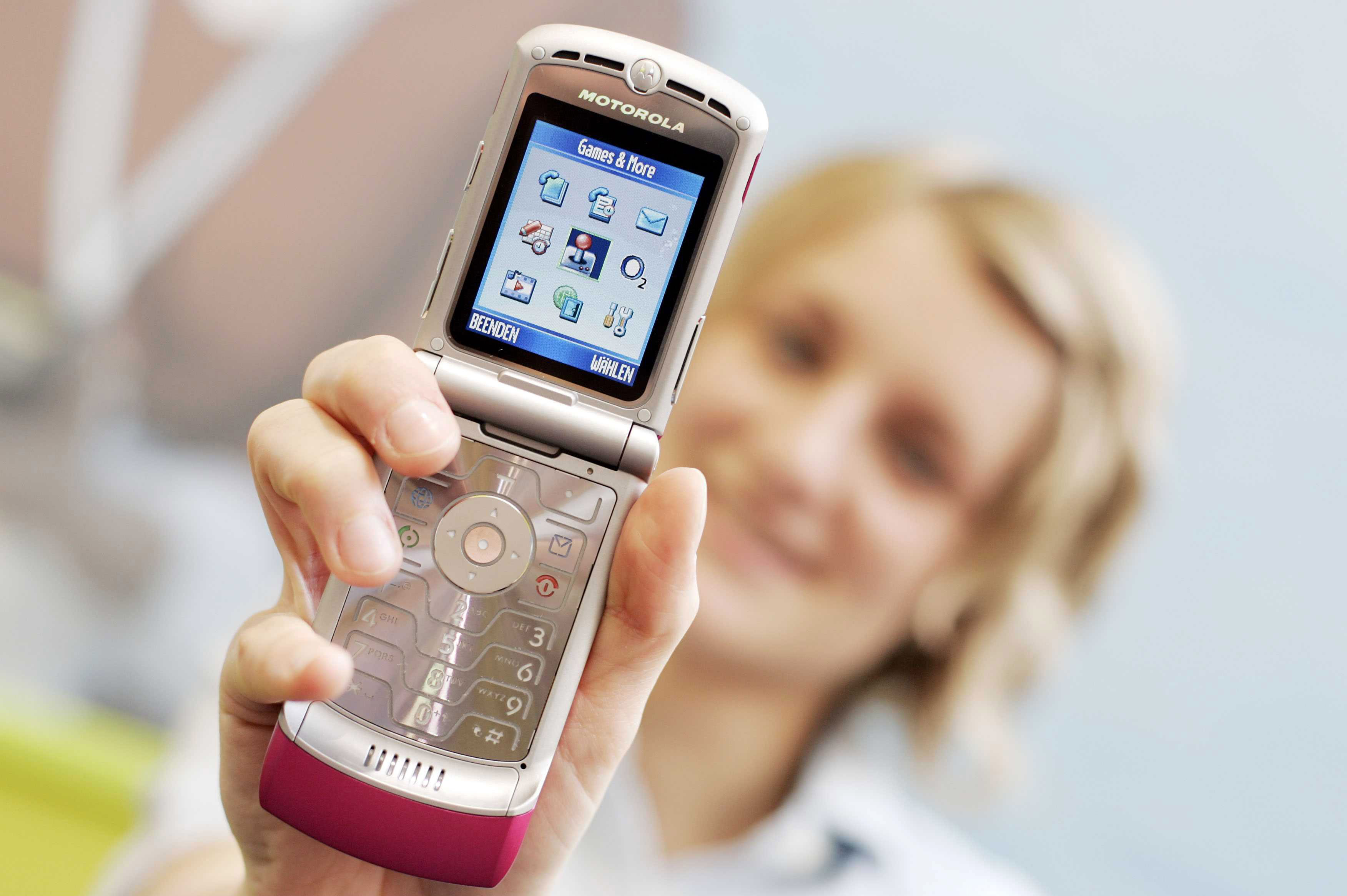 The Motorola Razr is making a comeback and we can't wait