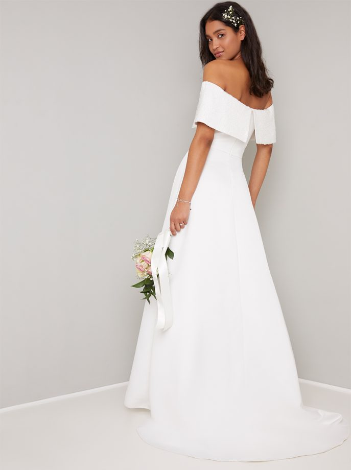6aa60321da4 The Best High Street Wedding Dresses In Your Favourite Stores Right Now