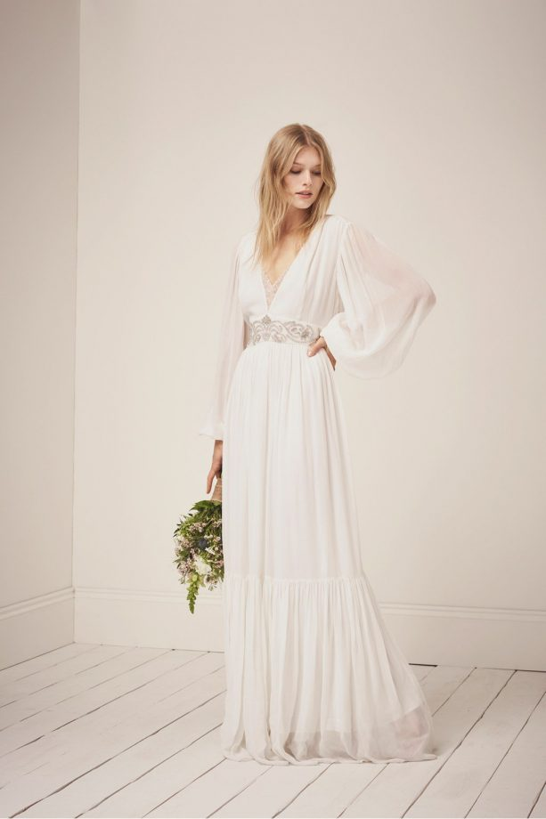 7e4e9b45705 The Best High Street Wedding Dresses In Your Favourite Stores Right Now