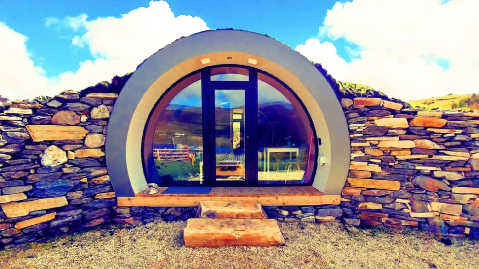 Forget NZ – you can stay in this Irish Hobbit pod for just £69 instead