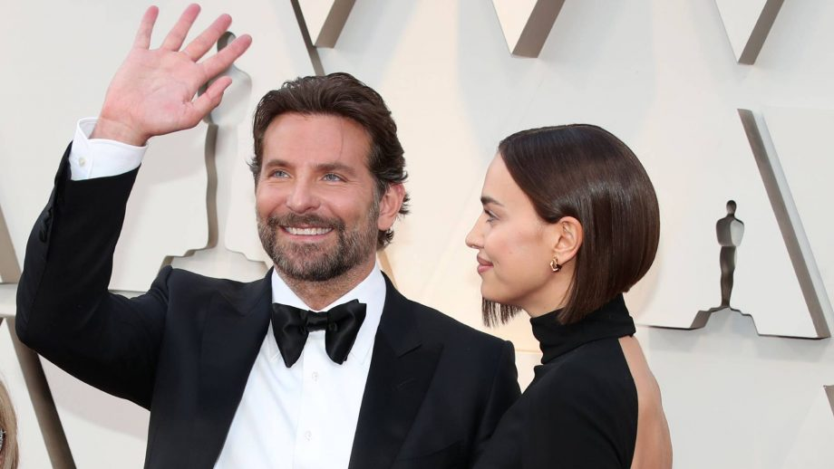 Bradley Cooper and Irina Shayk just accidentally photobombed an Instagram video