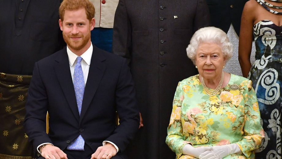 Here's why Queen Elizabeth can let her guard down with Prince Harry