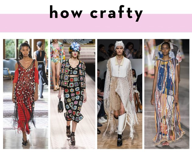 98db24d8ff Summer Fashion Trends 2018 - All The Key Looks To Know