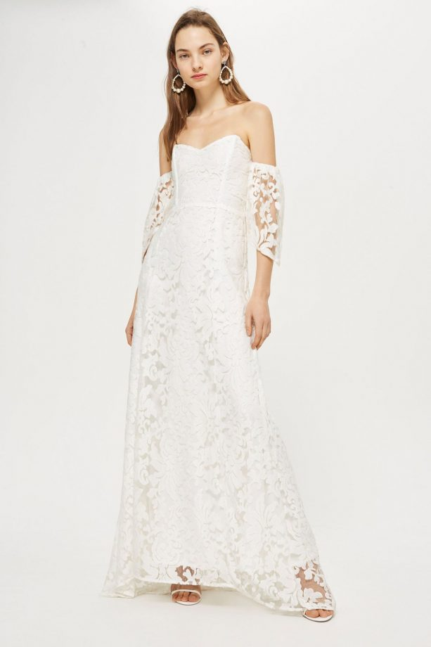 c6195b53fad The Best High Street Wedding Dresses In Your Favourite Stores Right Now