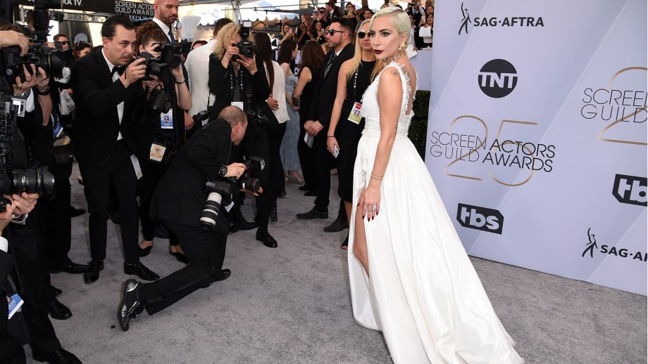 Lady Gagas Dior Sags Dress Took 250 Hours To Make
