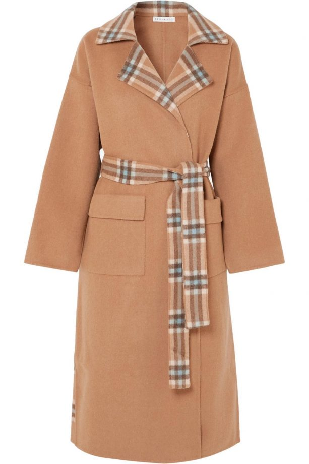 711d140bc The Best Camel Coats On The High Street Right Now