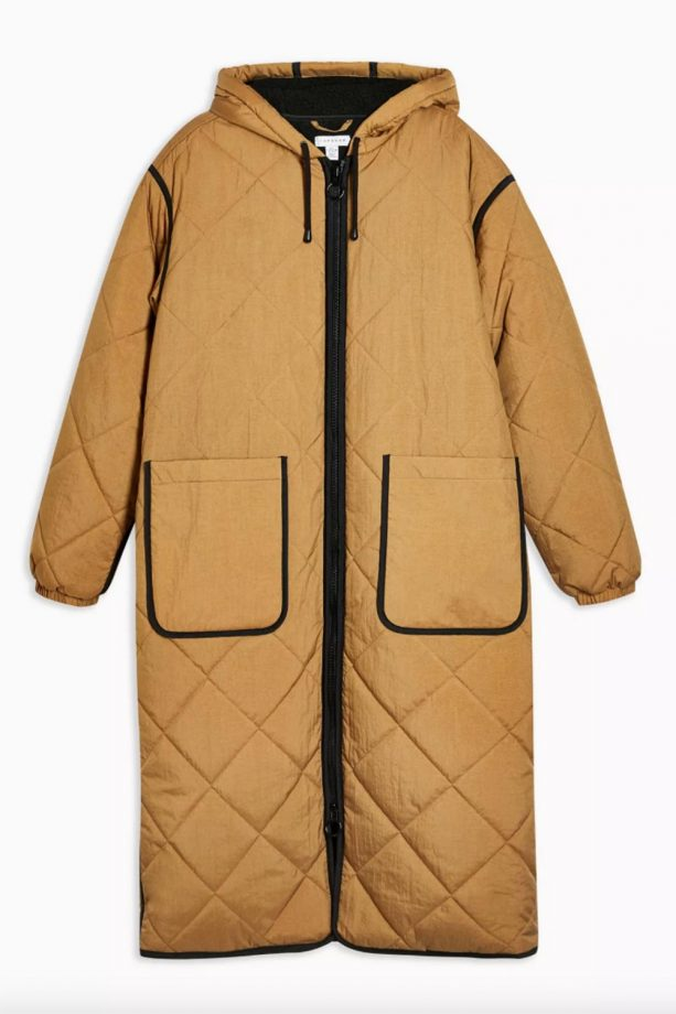 closer at famous brand fashion design The Best Camel Coats On The High Street Right Now