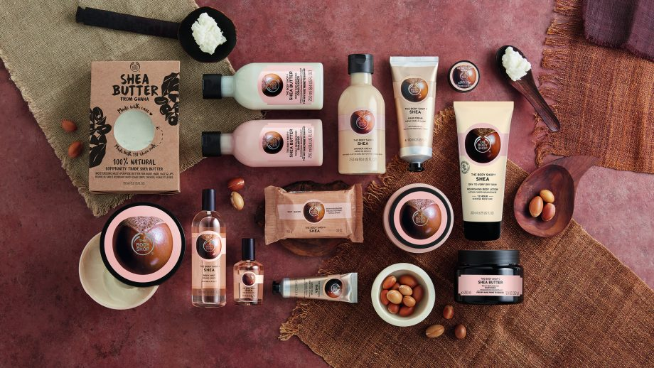 reader offer the body shop