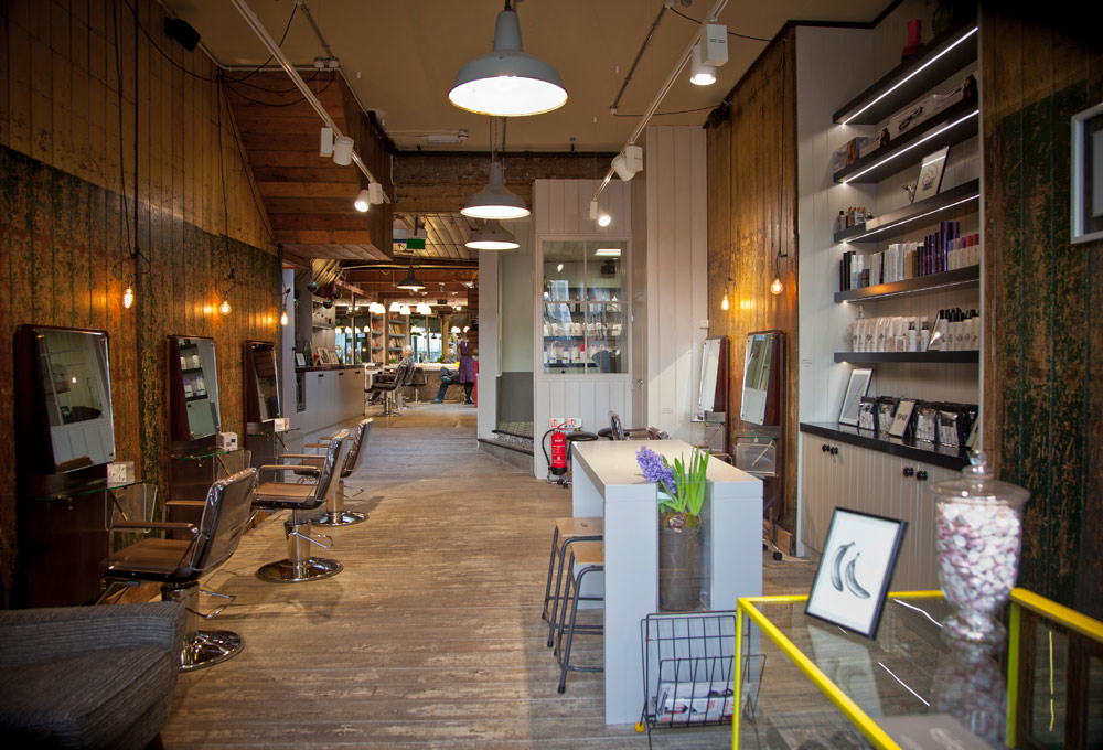 best hair salons for colour Percy and Reed