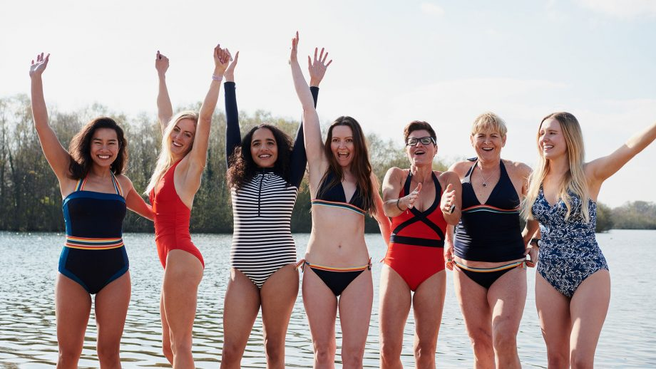 c61cbc94aae We've found the swimsuits that will literally suit everyone. Promotional  feature with Boden