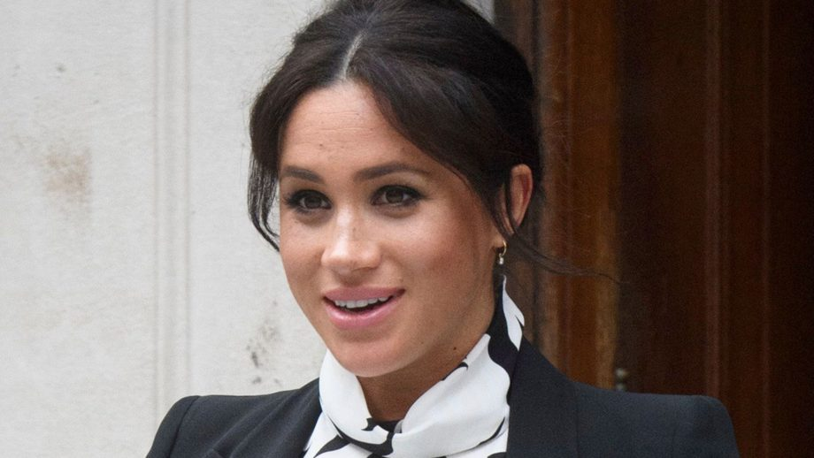 Why Meghan Markle wrote to her old classmates days before giving birth