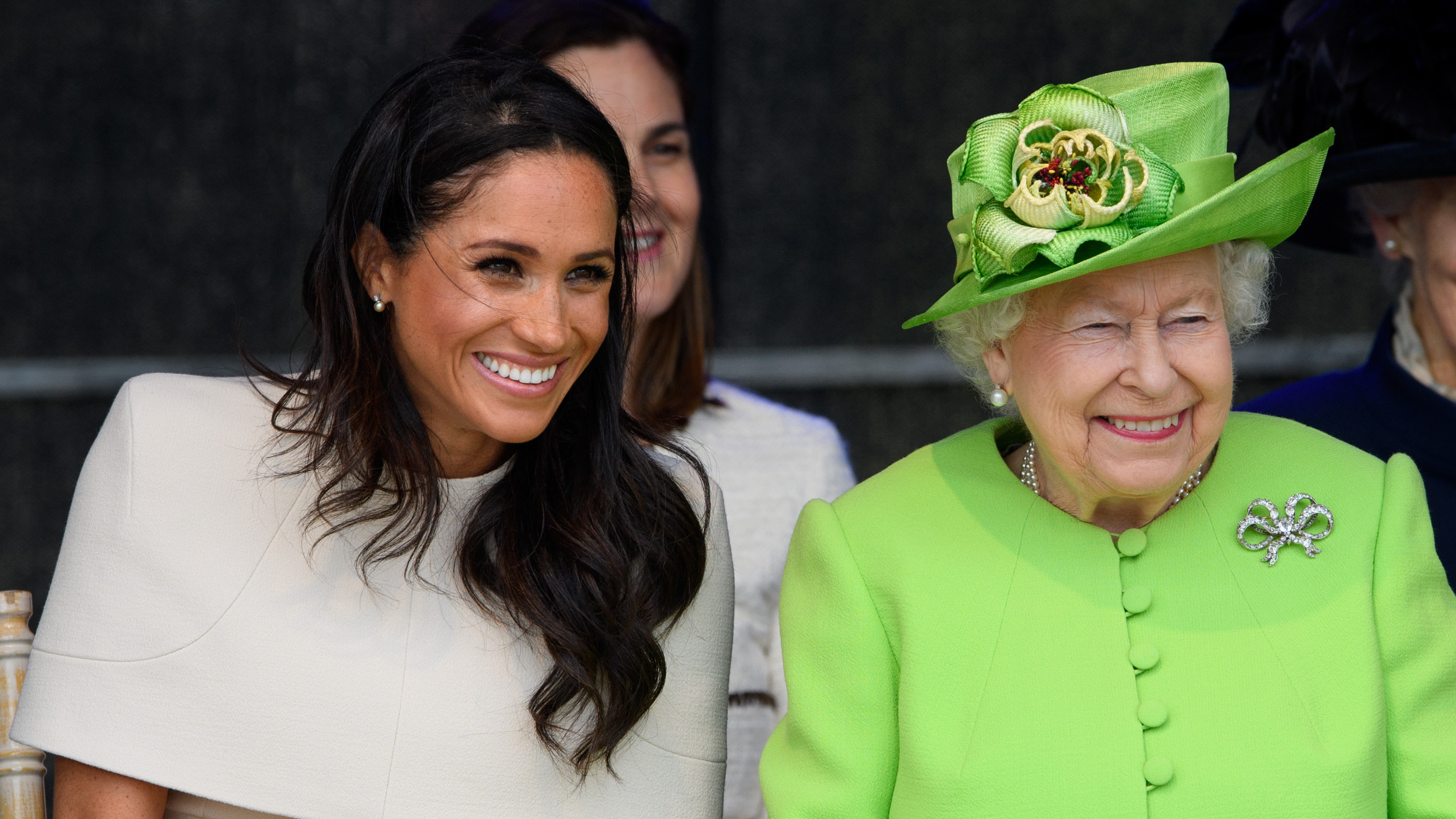 meghan markle the queen baby shower new york