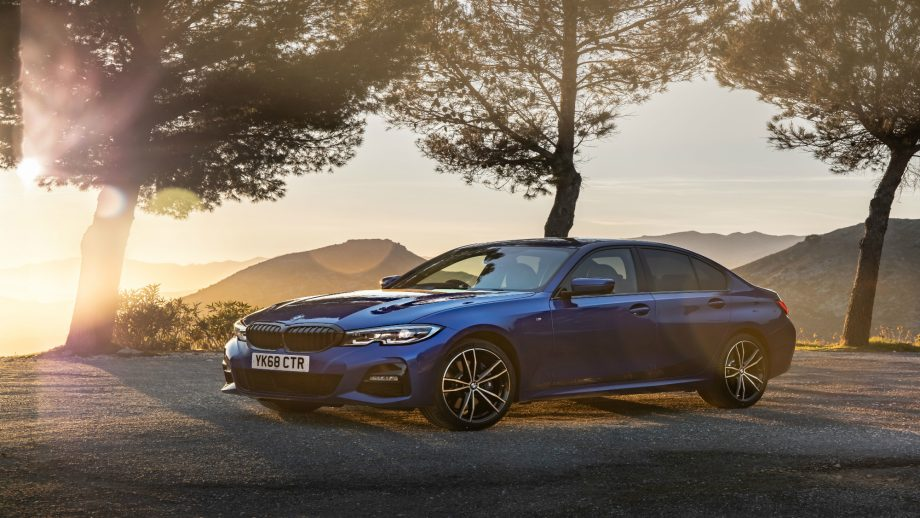'The BMW 3-Series is the open door into a world of sporty, premium driving'