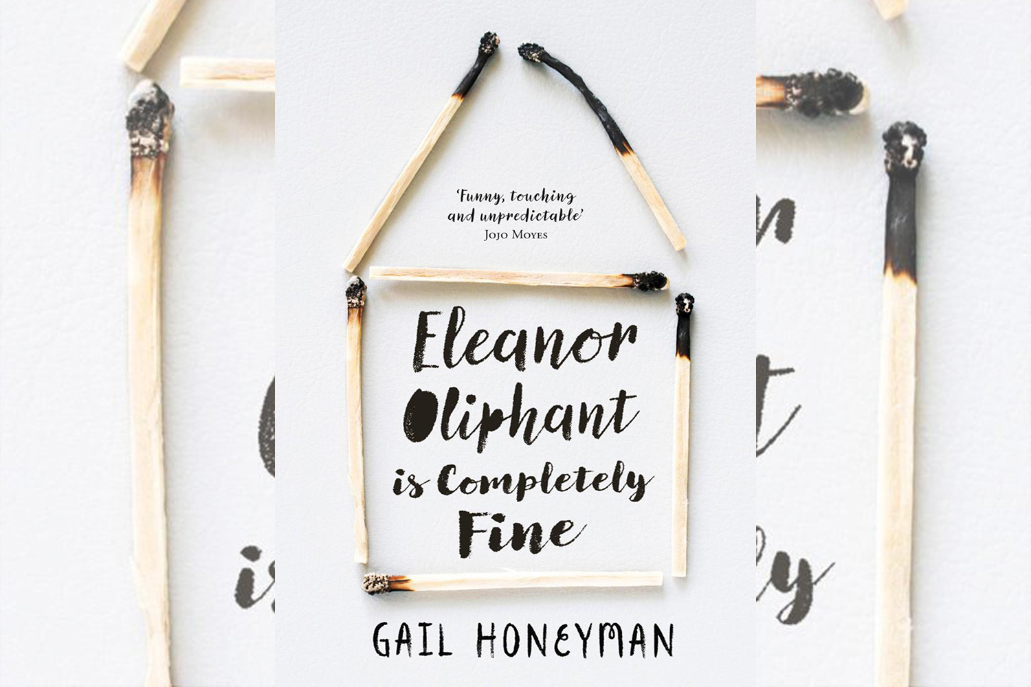 Eleanor Oliphant Is Completely Fine book