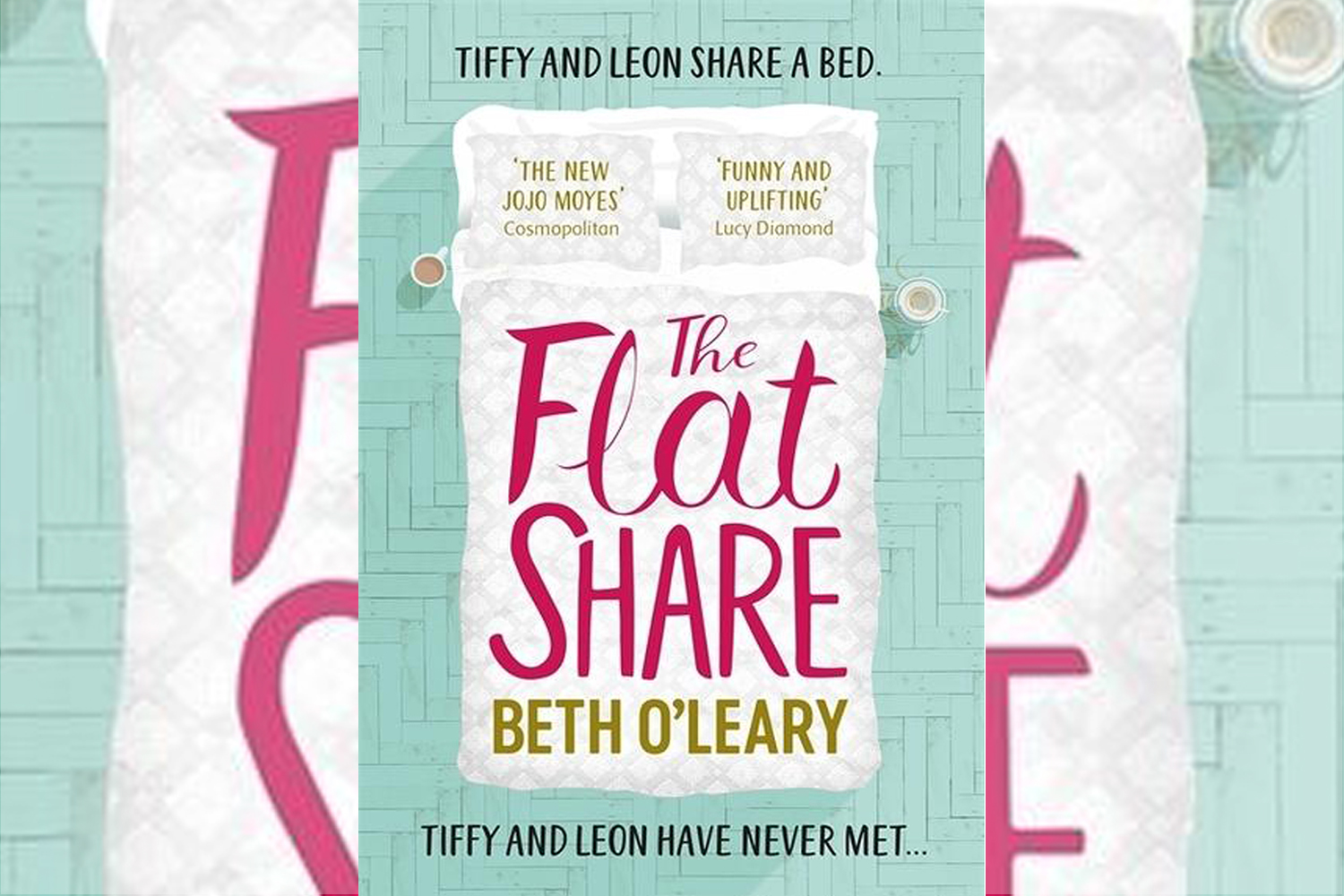 The Flat Share book